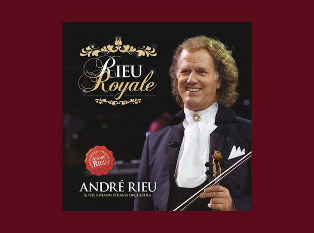 best-selling classical album 2014 rieu royal