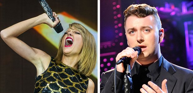 Taylor Swift & Sam Smith