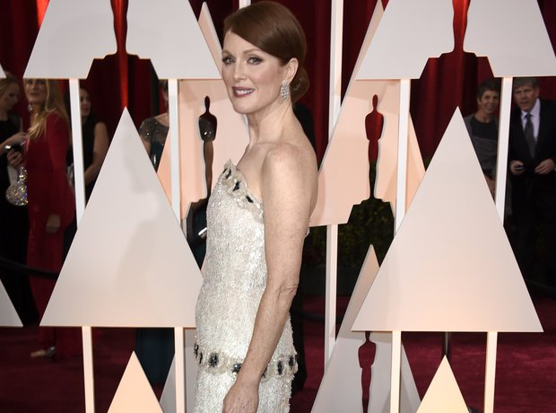 Julianne Moore at the Oscars 2015