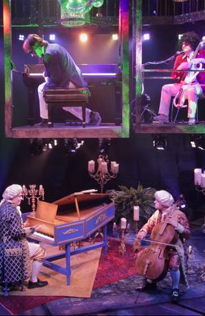 Piano Guys play Bach