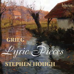 Stephen Hough Grieg Lyric Pieces