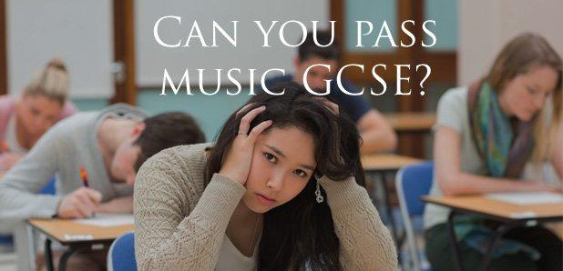 Can you pass GCSE Music?