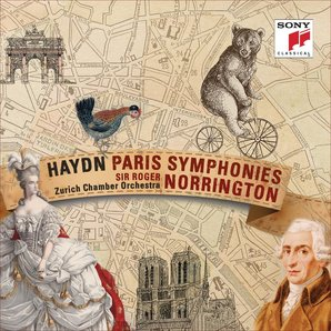 Haydn Paris Symphonies Norrington