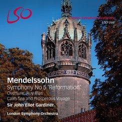 Mendelssohn Scottish Symphony LSO John Eliot Gardi