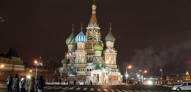 St Basils Cathedral Moscow