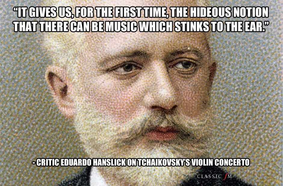 classical music insults