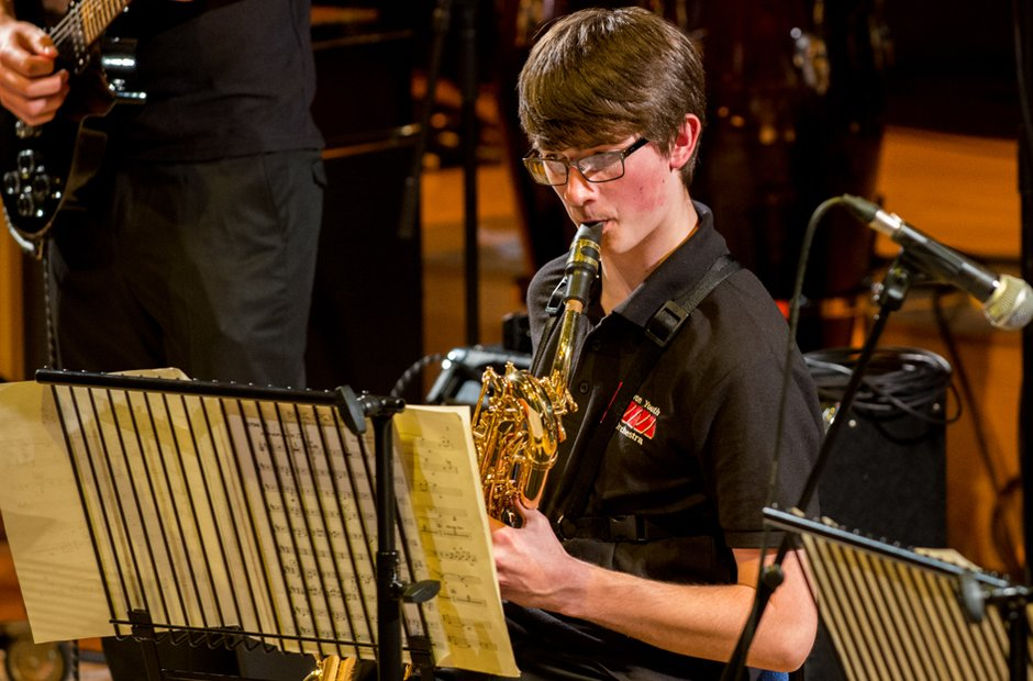 Devon Youth Jazz Orchestra