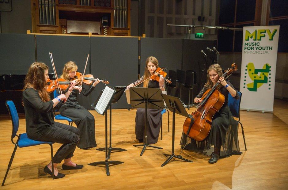 John Clare Quartet