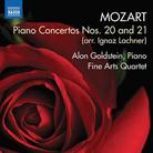 Mozart Piano Concertos 20 21 Goldstein