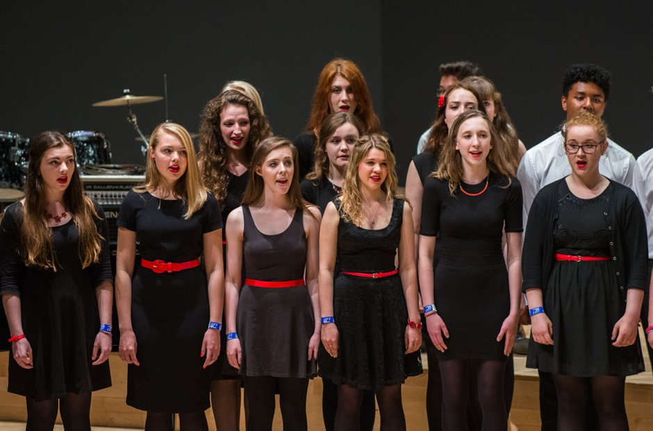 Northampton School for Boys Choir