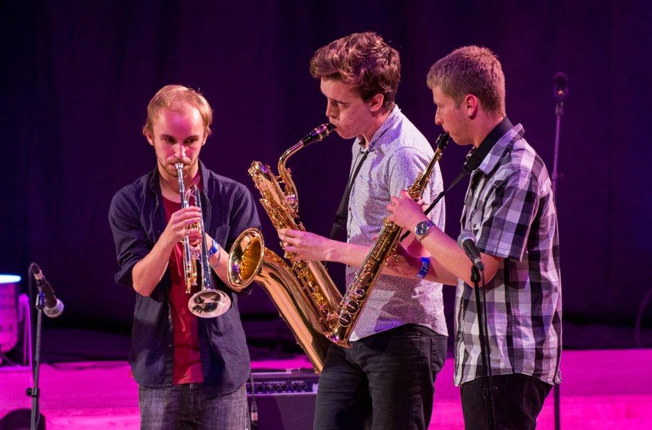 Richard Taunton 6th Form College Jazz Combo