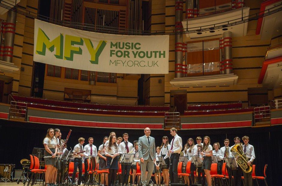 Stafford Grammar School Concert Band