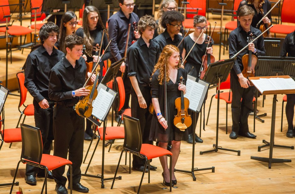 Bolton Youth Orchestra