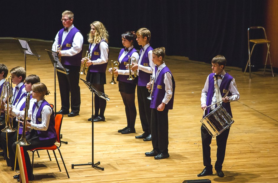 Greater Gwent Youth Brass Band