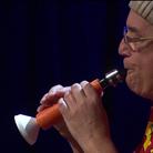 Carrot clarinet