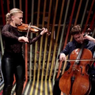 Hakon & Mari Samuelsen play Handel's Passacaglia