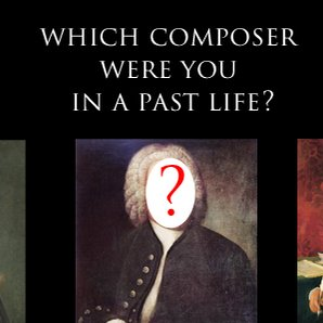 Past life composer quiz