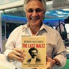 John Suchet with The Last Waltz