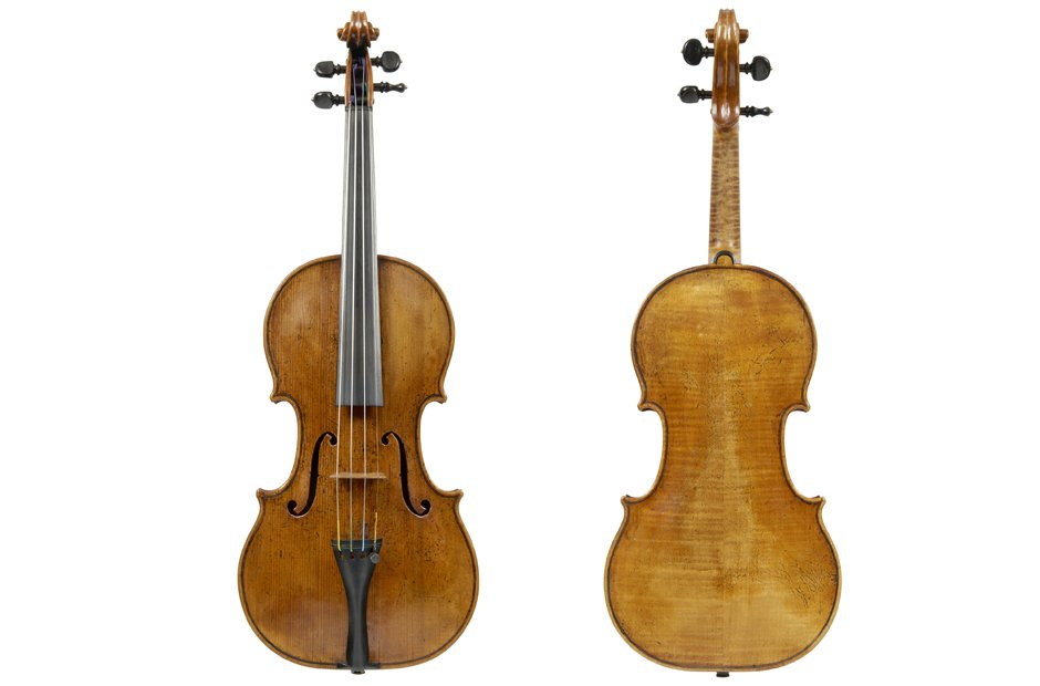 Daniel Parker violin