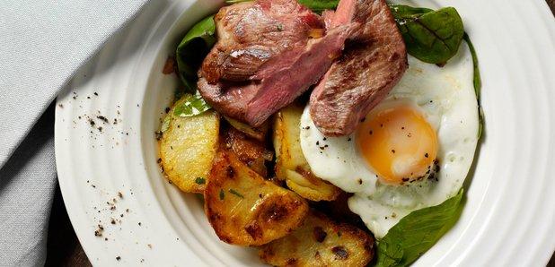 Gressingham Duck - duck egg recipes