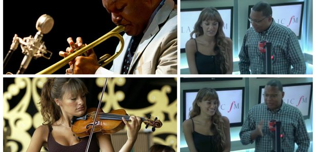 Nicola Benedetti & Wynton Marsalis