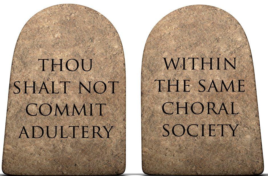 ten commandments for musicians