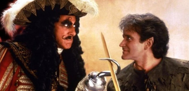Hook Robin Williams Dustin Hofman