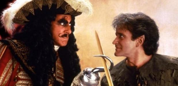 Hook Robin Williams Dustin Hofman