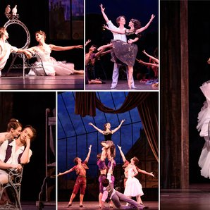The Two Pigeons at The Royal Ballet