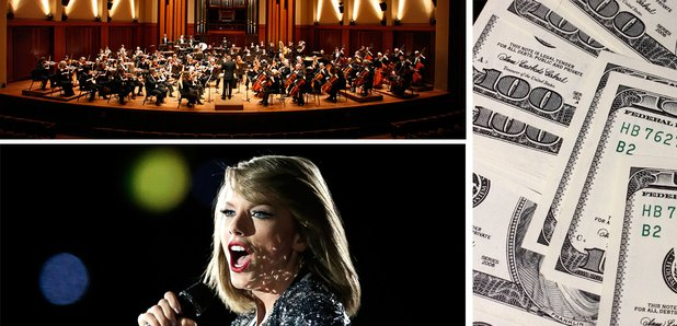 taylor swift seattle symphony