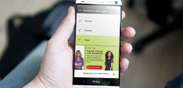 New Classic FM App - Android