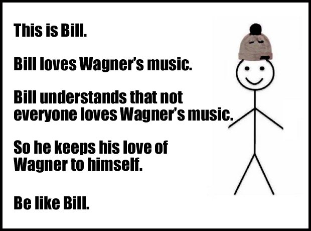 Be Like Bill the musician