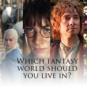 Fantasy World quiz