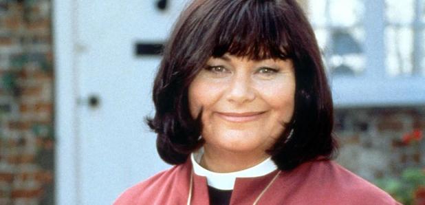 Dawn French Vicar of Dibley