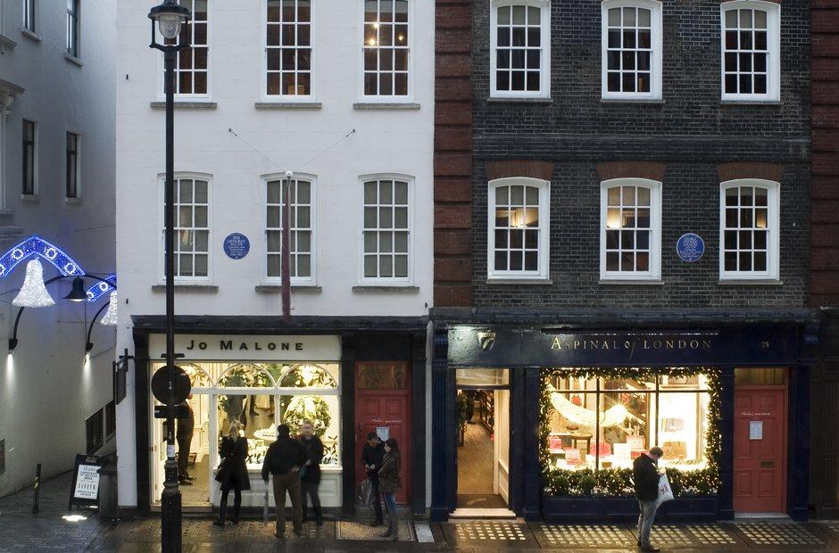 Handel Hendrix London Brook Street