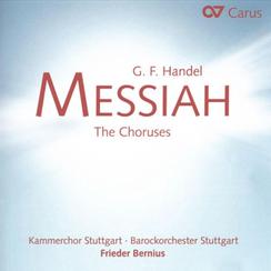 Bernius Messiah The Choruses