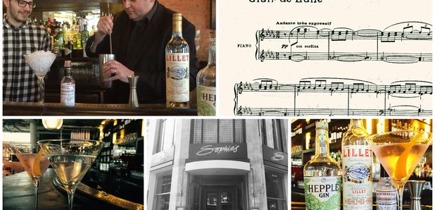 Tim Lihoreau cocktails