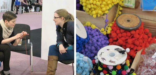 Knitting And Stitching Show Opening Hours : Knitting & Stitching Show Edinburgh News, Photos & Videos - Classic FM