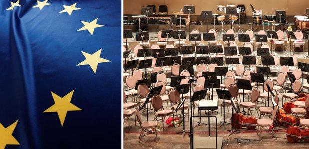 EU Brexit music