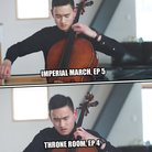cello star wars medley