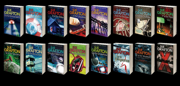 sue grafton abc mystery series - photo#31