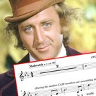 Willy Wonka Gene Wilder music