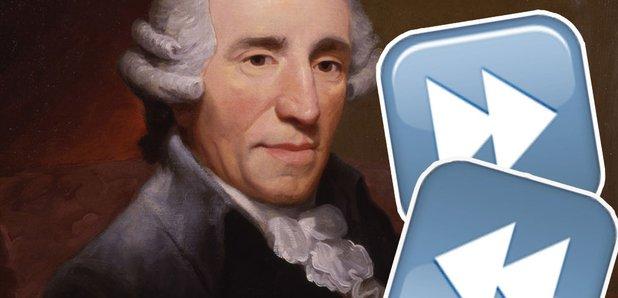 Haydn Palindrome symphony asset