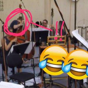 orchestra sneeze
