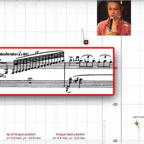 clarinet mouth gershwin rhapsody gliss