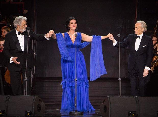 Luciano Pavarotti 10th Anniversary Concert