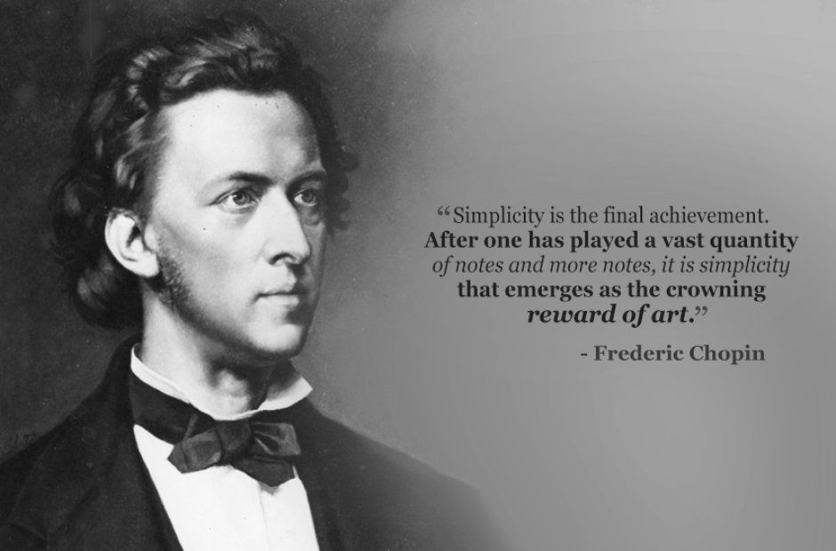 frederic chopin 20 more inspiring composer quotes